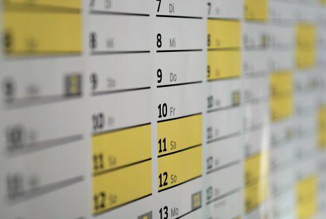 Распоред испита за редовне и ванредне ученике четвртог разреда